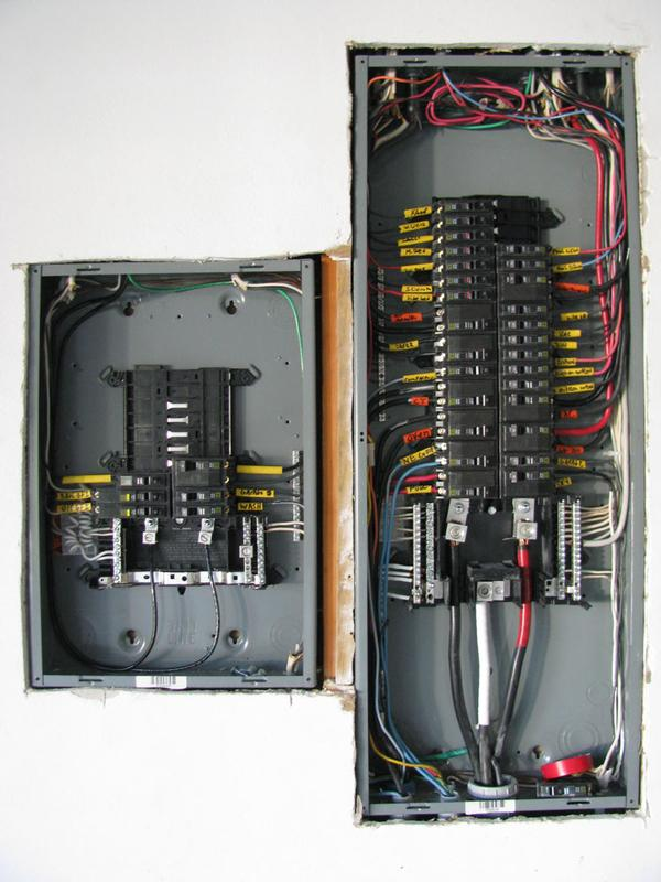 fuse breaker, socket breaker, concrete breaker, on and tube wiring breakers