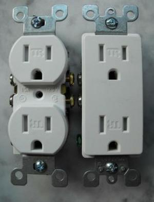 Tamper Resistant Outlets